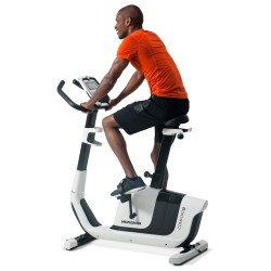 Horizon Fitness Comfort 5 Upright Bike