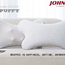 Johnson SYNCA i-Puffy Cushion Massager (Grey Colour)