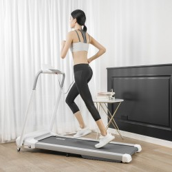 Online Exclusive: Tempo Fitness TS1 Compact Motorized Treadmill
