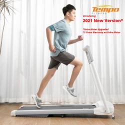 Tempo Fitness TS1 Treadmill [Year 2021 New Upgraded Version]