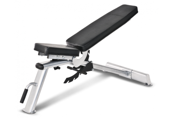 Horizon Adonis Bench (Weight Bench) - Johnson Fitness Malaysia